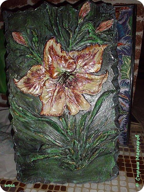 Сваялся такой вот цветочек, лилия фото 1