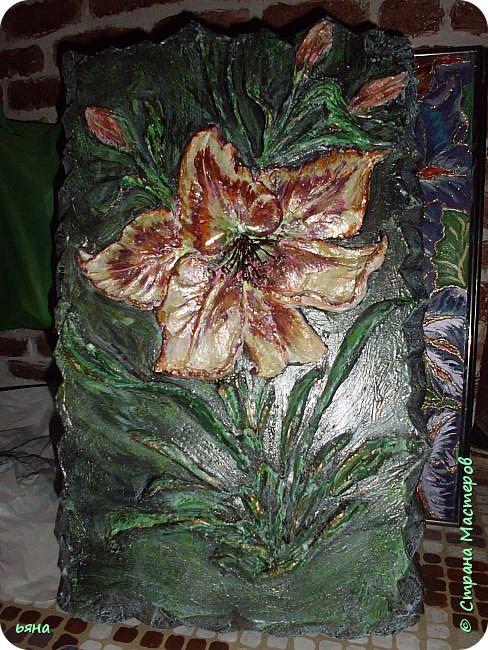 Сваялся такой вот цветочек, лилия фото 8