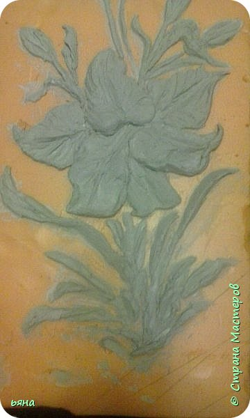 Сваялся такой вот цветочек, лилия фото 2