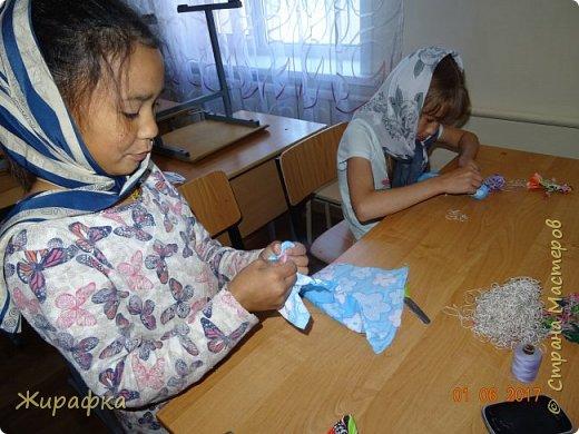 Славянская кукла Бессонница. фото 6