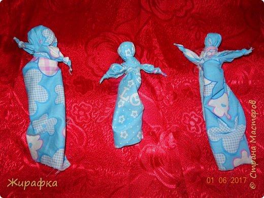 Славянская кукла Бессонница. фото 1