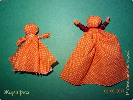 Кукла- Покосница, девочка и мальчик. фото 2