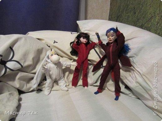 Пижамная вечеринка должна вот-вот начаться . но почему-то никого не было… фото 15