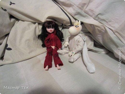 Пижамная вечеринка должна вот-вот начаться . но почему-то никого не было… фото 11