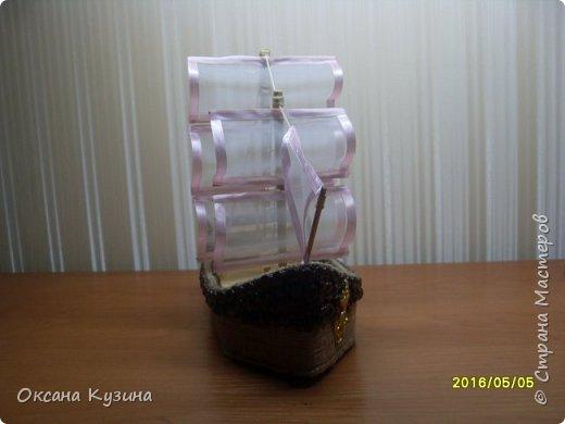 Кофейный кораблик фото 2