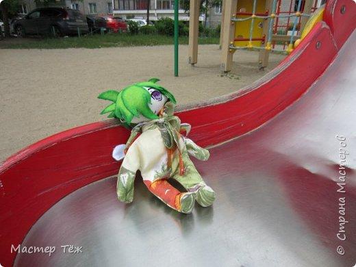 Green Test. Новый чубик. фото 18