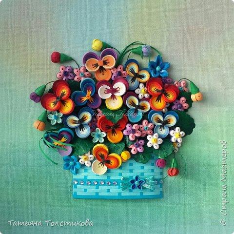Накопились у меня разные цветочки, и решила я из них сделать небольшие декоративные панно.... фото 1