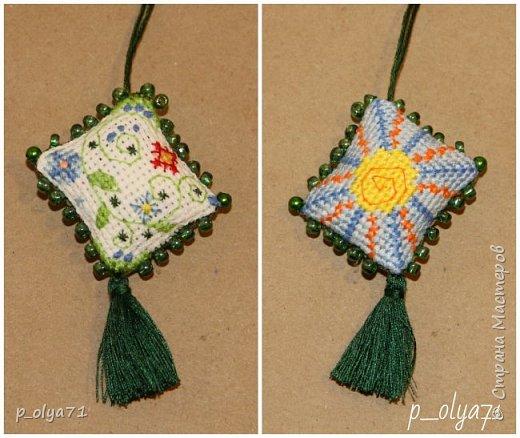Здравствуйте!!! Сделала немного подарочков и решила сразу показать)) Это подарочек для  Вики        http://stranamasterov.ru/user/400747 фото 3