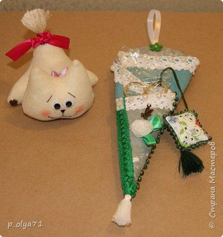 Здравствуйте!!! Сделала немного подарочков и решила сразу показать)) Это подарочек для  Вики        http://stranamasterov.ru/user/400747 фото 1