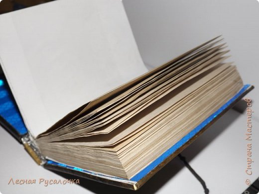 Блокнот  ручной работы  , материал медь  коричневые страницы под старину  . Украшение хоттей  талисман удачи и процветания фото 3
