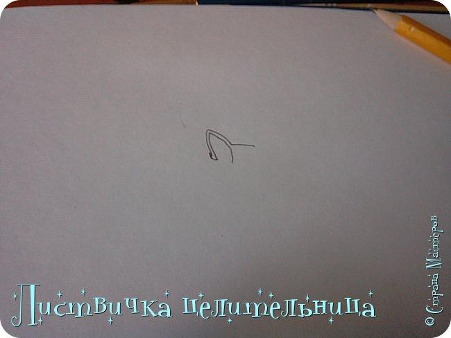 Всем привет! Сегодня я покажу вам, как нарисовать персонажа книги Коты-воители. Её зовут Пестролистая. фото 4