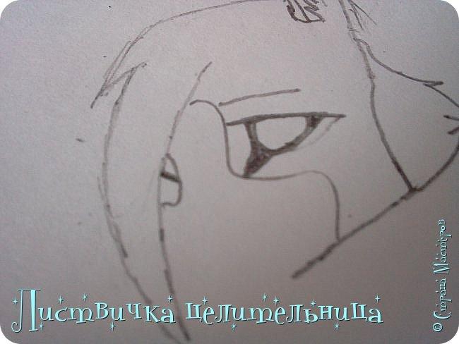 Всем привет! Сегодня я покажу вам, как нарисовать персонажа книги Коты-воители. Её зовут Пестролистая. фото 9