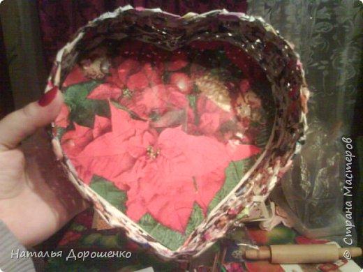 Шкатулка сердце фото 13