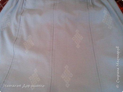 """Вишиванка-мечта, """"сапожник с сапогами"""". материал блузки-лен. фото 21"""