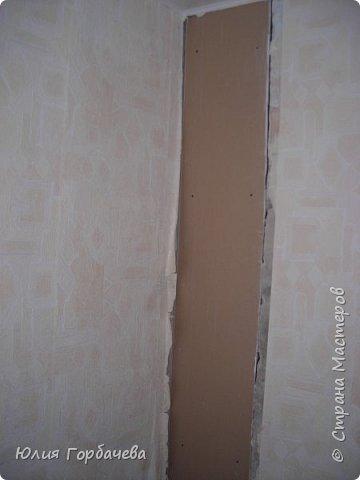 Бамбук из картонных труб. фото 2