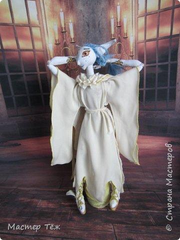 ангел Александр. У него 3 полноценный костюма. поэтому буду показывать по одному. Аутфит №1 фото 3