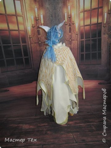 ангел Александр. У него 3 полноценный костюма. поэтому буду показывать по одному. Аутфит №1 фото 6