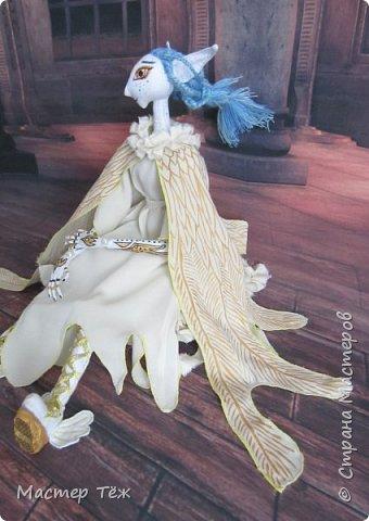 ангел Александр. У него 3 полноценный костюма. поэтому буду показывать по одному. Аутфит №1 фото 11