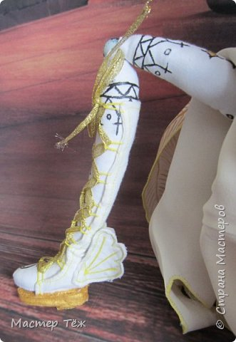ангел Александр. У него 3 полноценный костюма. поэтому буду показывать по одному. Аутфит №1 фото 22