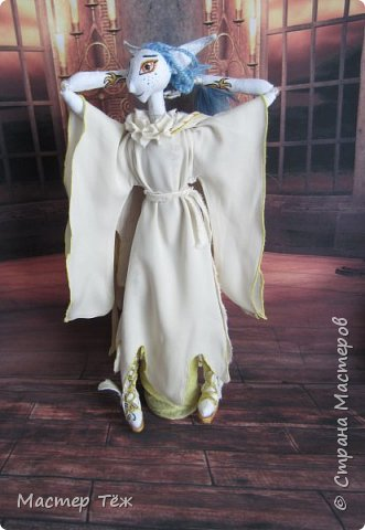 ангел Александр. У него 3 полноценный костюма. поэтому буду показывать по одному. Аутфит №1 фото 8
