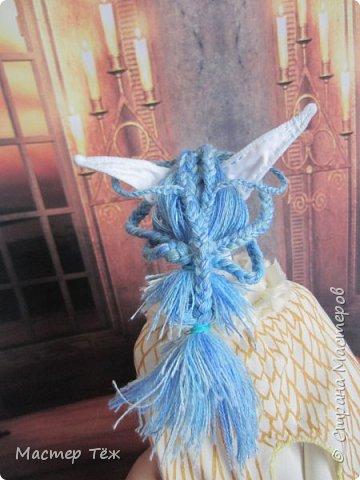 ангел Александр. У него 3 полноценный костюма. поэтому буду показывать по одному. Аутфит №1 фото 13