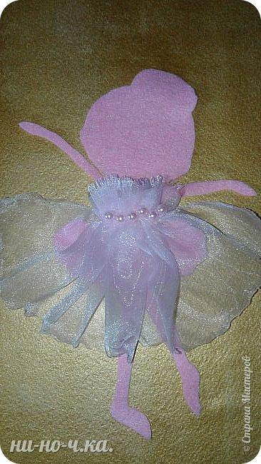 """Моя картина """" Балерина"""". Эту картину я сделала в подарок своей прежней воспитаннице, которой 5 лет! фото 5"""