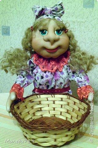 Кукла-конфетница фото 1