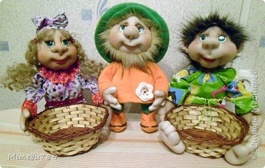 Кукла-конфетница фото 2