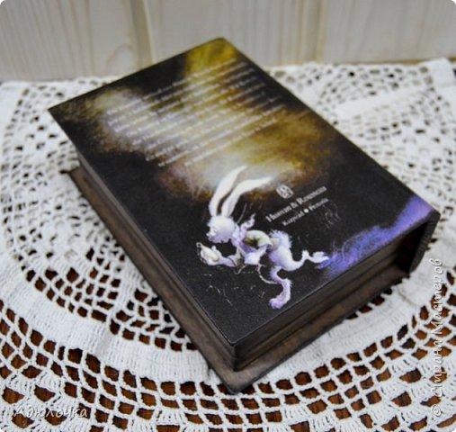 Книги-шкатулки фото 4