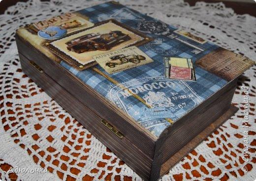 Книги-шкатулки фото 5