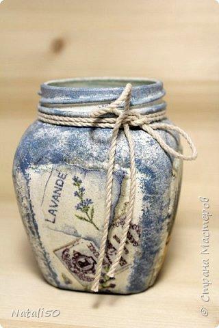Доброго всем дня!! Давно я не занималась декупажем..Вот хочу показать вам несколько своих новых работ.. Для подарка сделала чайный домик,надеюсь моя работа понравится..  фото 9