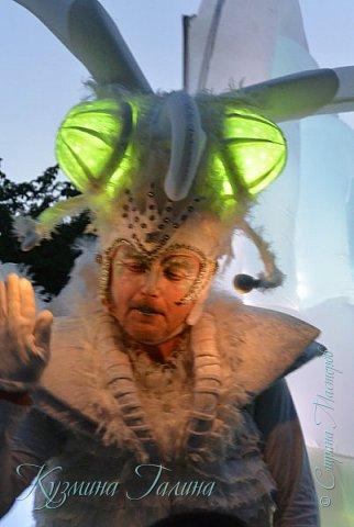 Я уже рассказывала( http://stranamasterov.ru/node/1002476 ),что в начале июня в Воронеже состоялся Платоновский фестиваль,и в рамках фестиваля по главной улице города прошёл парад уличных театров. В этом году впервые парад был после заката. фото 7