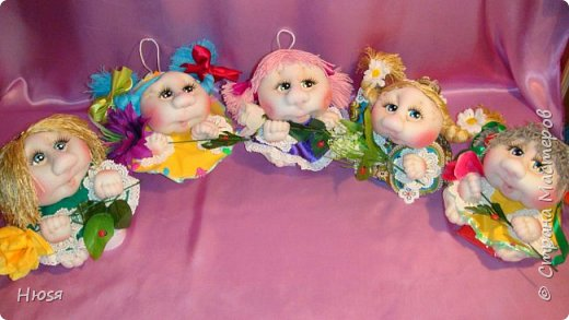 Куклы на Удачу (продолжение) фото 7