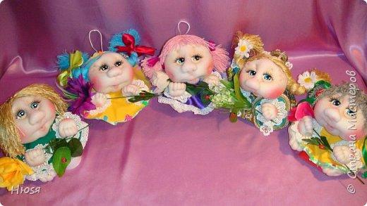 Куклы на Удачу (продолжение) фото 1