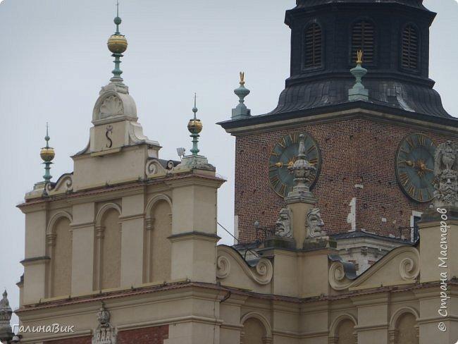 Путешествовать по Польше мы начали в южном направлении: Варшава, Ченстохова, Краков, Величка. фото 67