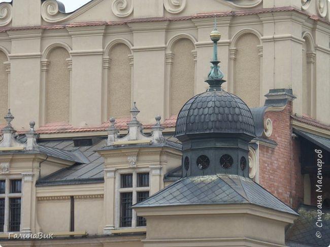 Путешествовать по Польше мы начали в южном направлении: Варшава, Ченстохова, Краков, Величка. фото 68