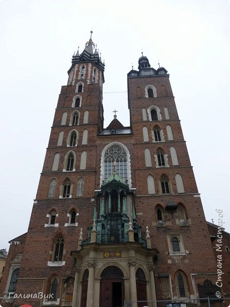 Путешествовать по Польше мы начали в южном направлении: Варшава, Ченстохова, Краков, Величка. фото 70