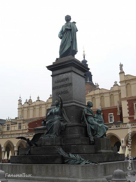 Путешествовать по Польше мы начали в южном направлении: Варшава, Ченстохова, Краков, Величка. фото 71