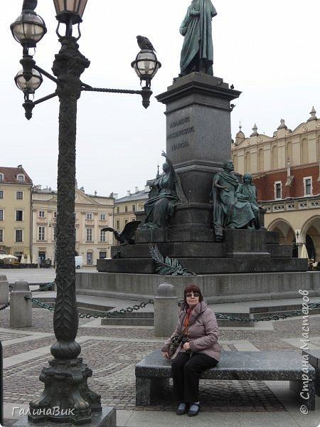 Путешествовать по Польше мы начали в южном направлении: Варшава, Ченстохова, Краков, Величка. фото 72