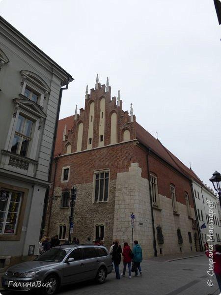 Путешествовать по Польше мы начали в южном направлении: Варшава, Ченстохова, Краков, Величка. фото 73