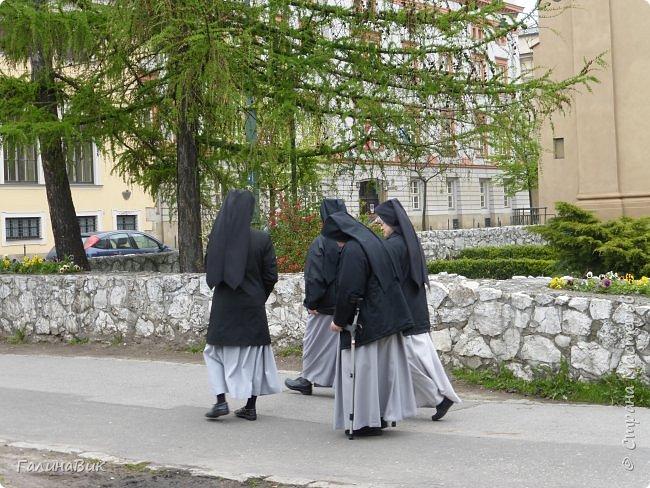 Путешествовать по Польше мы начали в южном направлении: Варшава, Ченстохова, Краков, Величка. фото 82