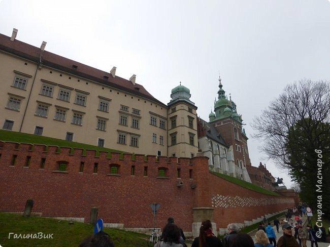 Путешествовать по Польше мы начали в южном направлении: Варшава, Ченстохова, Краков, Величка. фото 86