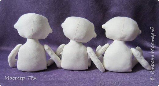 Я часто делаю просто заготовки для кукол, т.к. не всегда их образ подходит для моей работы. К примеру этих парней я сделал аж 4х, один остался у меня и стал Грином, прочие нашли приют у других. фото 6