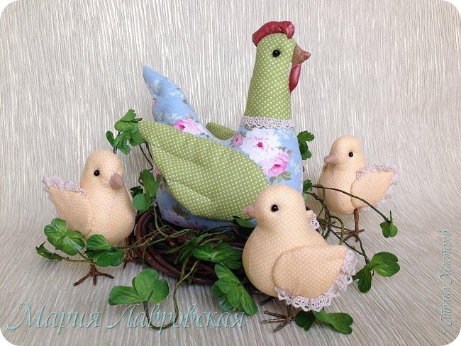 Курочки и цыплята  шились просто так  - в момент хорошего настроения. Но сразу же, практически все,  нашли свой новый дом ) фото 6