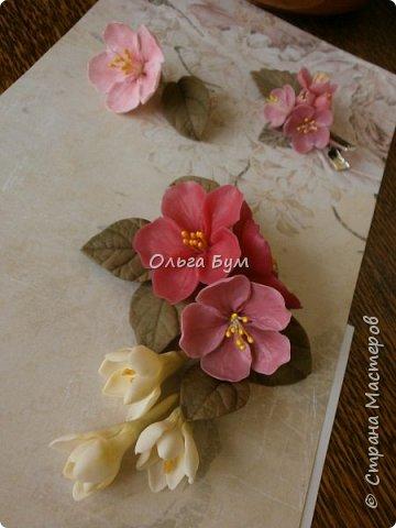 Из полимерной запекаемой глины в натуральную величину. фото 7