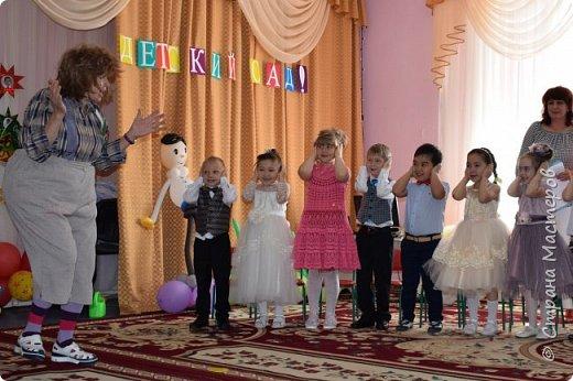 Платье на выпускной в детский сад фото 4