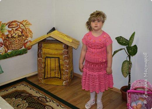 Платье на выпускной в детский сад фото 3