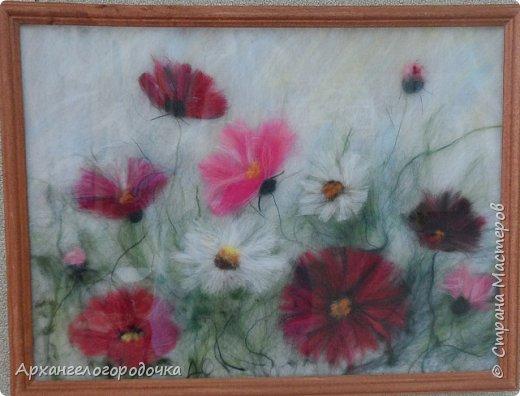 Вышивка лентами Буториной Вари, 12 лет фото 3