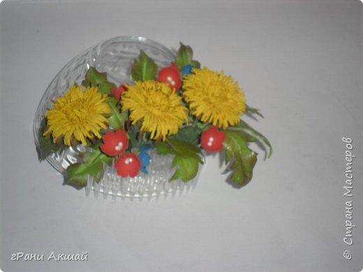 украшение для волос-гребни со цветами фото 14