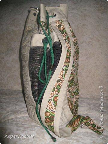 Летний рюкзак фото 2